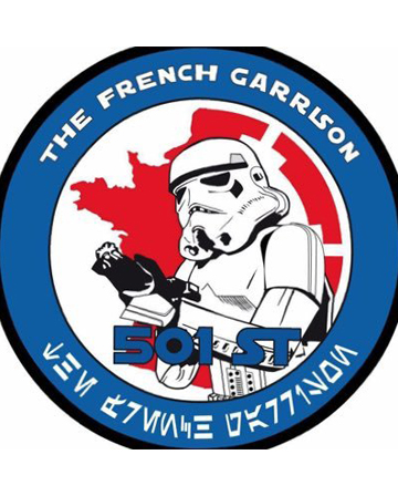 501 ST FRENCH GARRISON